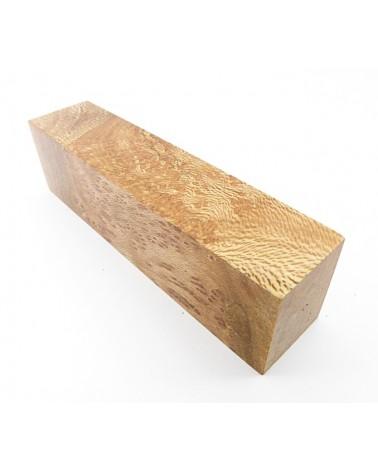 Broussin de platane stabilisé en bloc