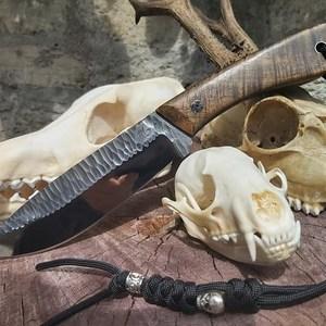 """ NESMUK ""  réalisation @lescouteauxdematt en TAMARIN RAYONNANT STABILISÉ www.comptoirdesboisprecieux.com #comptoirdesboisprecieux#bois#coutellerie#couteau#couteaux#metiersdart#boisprécieux#boisprecieuxcollection##bois#couteaux#manchecouteaubois#boisstabilisé#knives#Customknive#customknifemakers#knives#customknife#knives#knivemakers"